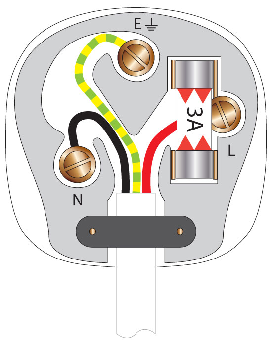 uk 13a plugs bs1363 plug old colour wiring how to wire a plug rh plugwiring co uk 13a plug top wiring Electrical Plug